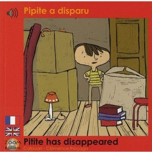Pipite a disparu – Pipite has disapppeared (fr/ang)