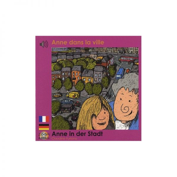Anne dans la ville - Anne in der Stadt (fr/all)