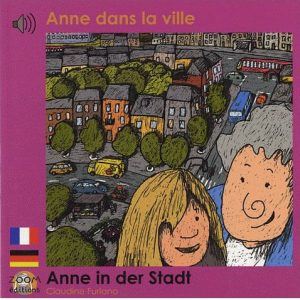 Anne dans la ville – Anne in der Stadt (fr/all)