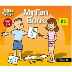 My fun book 2