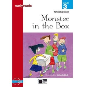Monster in the box – Level 3, 7-9 ans – Livre + CD