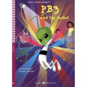 PB3 and the Jacket – Lectures niv. A1 (Stage 2) – Livre + Audio