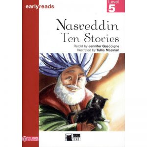 Nasreddin-ten stories – Level 5, 9-12 ans