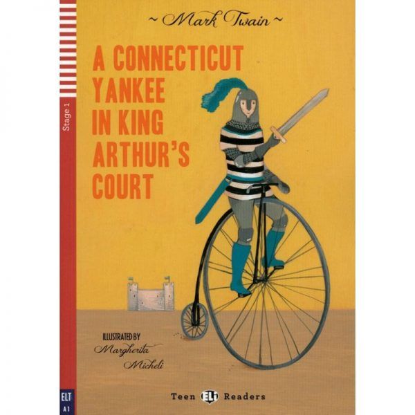 A connecticut Yankee in King Arthurs's court - Livre + CD