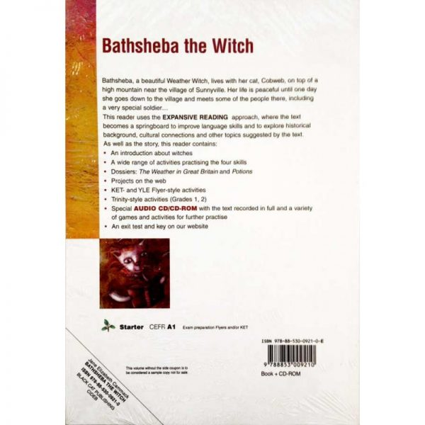 Bathsheba the Witch ~ Starter / A1 - Livre + CD