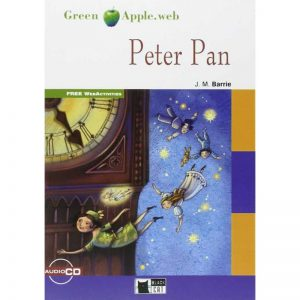Peter Pan – niv. Starter (A1) ~ Livre + CD