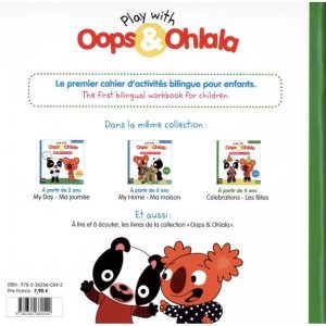 Oops play with Ohlala ~ Seasons – Les saisons
