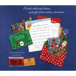 Dear Father Christmas – with real gifts & letters! ~ VO anglais