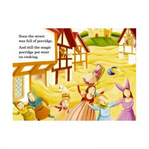 The Magic Porridge Pot – Read it yourself Level 1 ~ VO anglais
