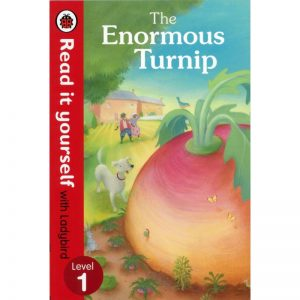 The Enormous Turnip – Read it yourself Level 1 ~ VO anglais
