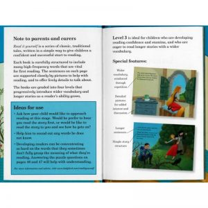 Rapunzel – Read it yourself Mini ~ VO anglais