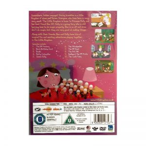 Ben and Holly's Little Kingdom DVD Collection / The Tooth Fairy ~ DVD V.O. anglaise