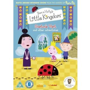 Ben and Holly's Little Kingdom DVD Collection / Gaston's Visit ~ DVD V.O. anglaise