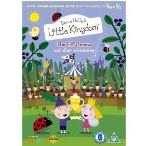 Ben and Holly's Little Kingdom DVD Collection / The Elf Games ~ DVD V.O. anglaise