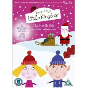 Ben and Holly's Little Kingdom DVD Collection / The North Pole ~ DVD V.O. anglaise