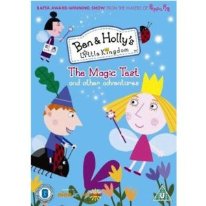 Ben and Holly's Little Kingdom DVD Collection / The Magic Test ~ DVD V.O. anglaise