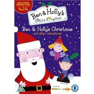 Ben and Holly's Little Kingdom / Christmas and others adventures ~ DVD V.O. anglaise