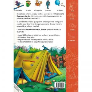 ELI dictionnaire illustré espagnol junior – diccionario illustrado español Junior