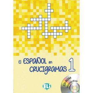 El espagnol en crucigramas 1 – New edition with DVD-ROM