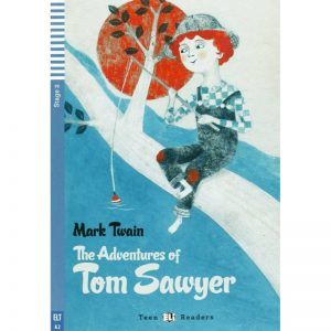 The adventures of Tom Sawyer ~ Livre + CD