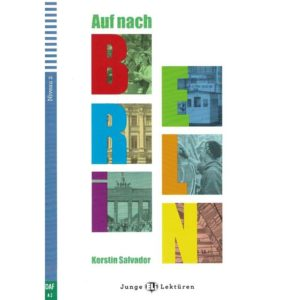 Auf nach Berlin – DAF  Niveau 2 (Fit 2) / A2 – Livre + Audio